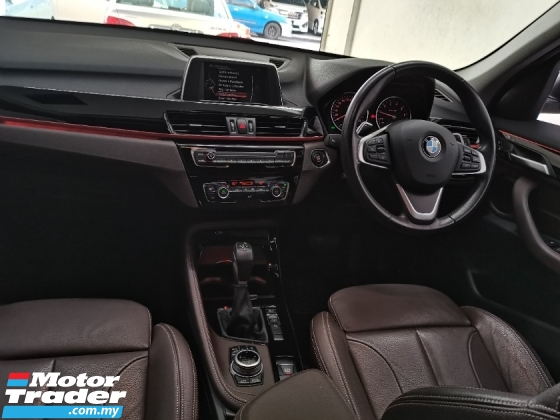 2017 BMW X1  BMW X1 2.0 (A) S-DRIVE20I