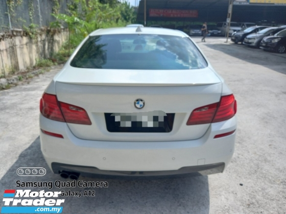 2011 BMW 5 SERIES 523i M SPORT