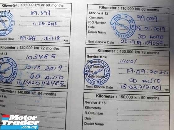 2013 KIA CERATO 1.6 (AUTO) FS/RECORD PUSH START