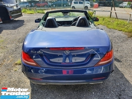 2017 MERCEDES-BENZ SLC 180 AMG Sport  Perfect Condition