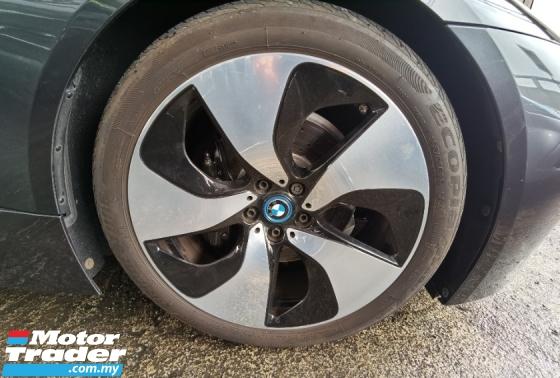 2017 BMW I8 BMW I8 1.5 COUPE HIGH SPEC PREMIUM SOUND CHEAPEST IN MARKET 2017 UNREG