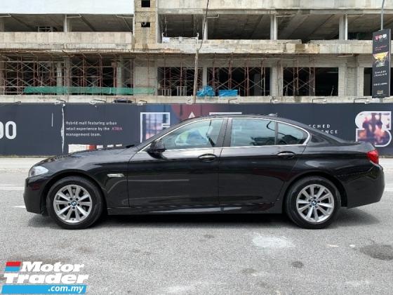 2013 BMW 5 SERIES 520D 2.0L M PERFORMANCE BODYKIT