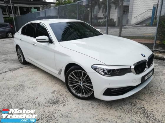 2018 BMW 5 SERIES 530e
