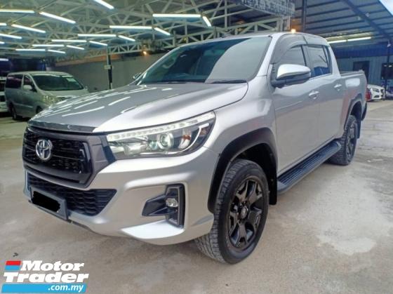 2019 TOYOTA HILUX Toyota HILUX 2.8 BLACK-EDITION FACELIFT