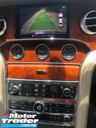 2012 BENTLEY MULSANNE  Bentley MULSANNE 6.8