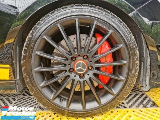 2013 MERCEDES-BENZ A45 Mercedes Benz A45 AMG SPORT RECARO L/MILE WARRANTY
