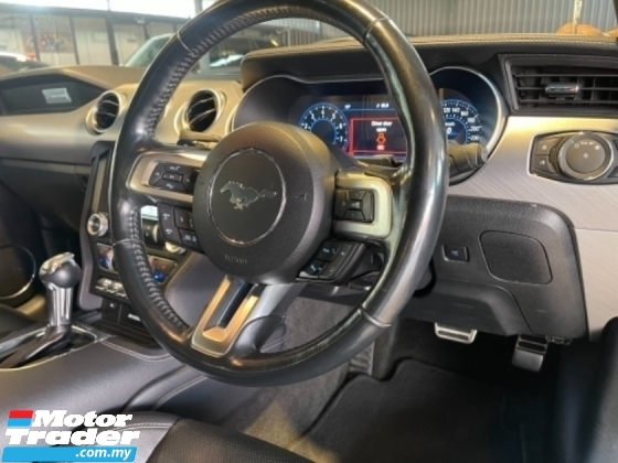 2019 FORD MUSTANG 5.0 GT COUPE