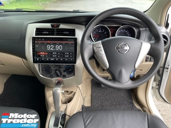 2016 NISSAN GRAND LIVINA IMPUL 1.6L (A) 1 Owner Only Android Touch Screen