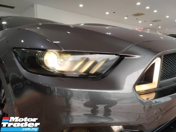 2018 FORD MUSTANG 2.3 ECOBOOST UNREGISTER