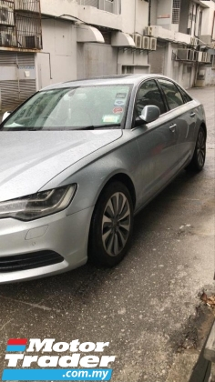 2014 AUDI A6 2.0 TURBO HYBRID DIRECT OWNER NICE NO 9899
