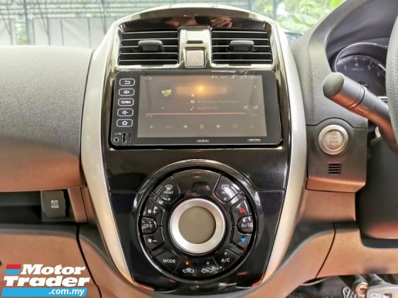 2015 NISSAN ALMERA Nissan ALMERA 1.5 A VL NISMO DVD PushStart WRRANTY