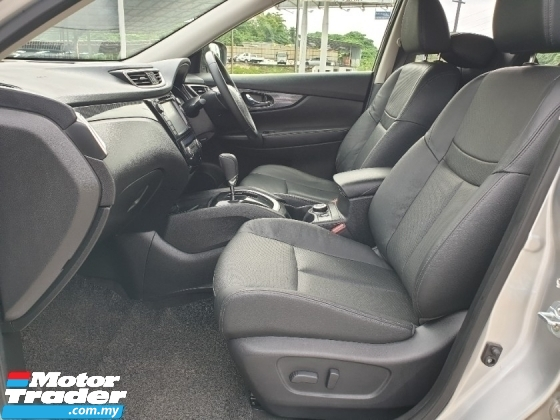 2016 NISSAN X-TRAIL 2.5L (A) FULL NISSAN SERVICE 1 OWNER TIP TOP SUV