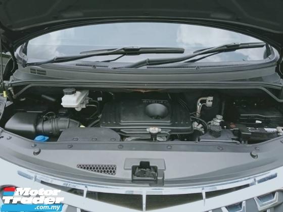 2013 HYUNDAI GRAND STAREX 2.5 (A) ROYALE MPV CONVERT FACELIFT OFFER PRICE