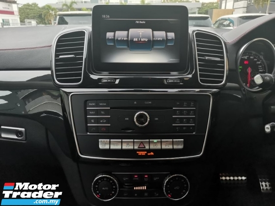 2016 MERCEDES-BENZ GLE 350D 3.0 COUPE UNREGISTERED 5 YEARS WARRANTY