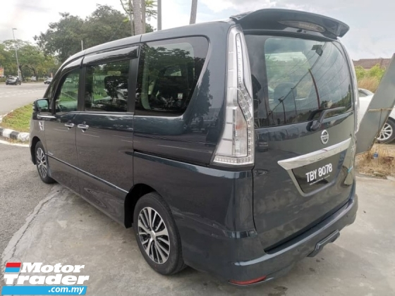 2018 NISSAN SERENA 2.0 S-Hybrid High-Way Star 2.0 (A)  One Lady Owner