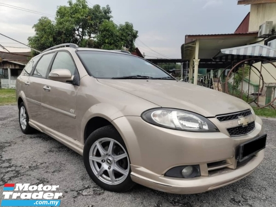 2008 CHEVROLET OPTRA WAGON LT 1.6 LS SS ESTATE (A)1 OWNER