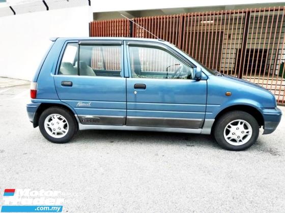 2003 PERODUA KANCIL 850 EZ (A) TIP T0P