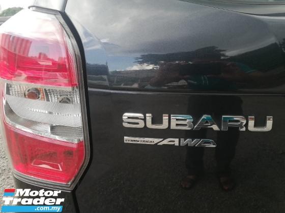 2014 SUBARU FORESTER 2.0L (A)