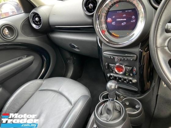 2015 MINI Cooper S COUNTRYMAN 1.6 (A) SPORT