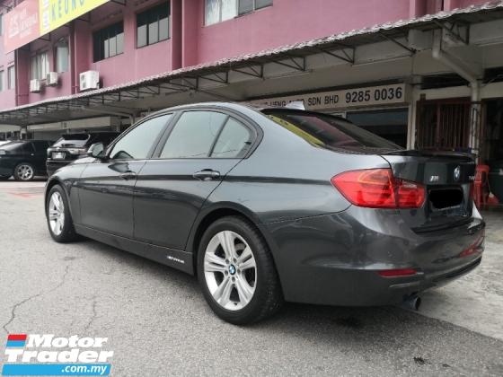 2014 BMW 3 SERIES 320i YEAR MADE 2014 SPORT Line Mil 105k km Full Service INGRESS Free 2 Years Warranty