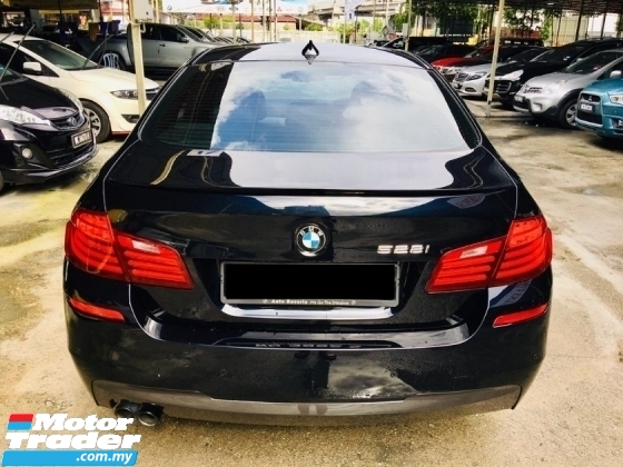 2016 BMW 5 SERIES  528i M SPORTS 2.0 (A) F/SERVICES SUNROOF