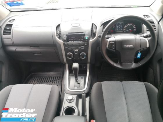 2016 ISUZU D-MAX 2.5 4x4 Diesel Turbo Auto YEAR MADE 2016 Full Service Record Mil 90k km NO OFF ROAD