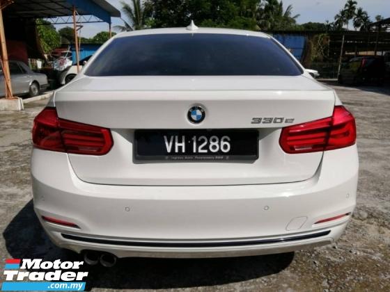 2016 BMW 3 SERIES 330E iPerformance Sport Plug In Hybrid