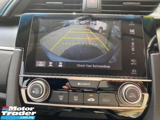 2016 HONDA CIVIC 1.8 S Car King 29K KM Full Service Under Warranty