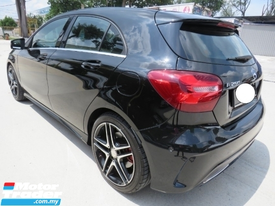 2018 MERCEDES-BENZ A250 2.0 (A) AMG LINE FULL SERVICE RECORD HIGH LOAN