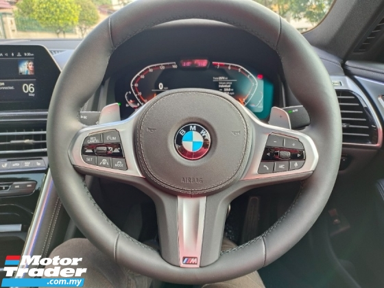 2019 BMW 8 SERIES 840i Coupe 3.0 M SPORT PACKAGE READY STOCK LOW MILES