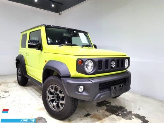 2020 SUZUKI JIMNY SIERRA 1.5 AUTO UNREG 383KM DELIVERY MILEAGE (NEW)