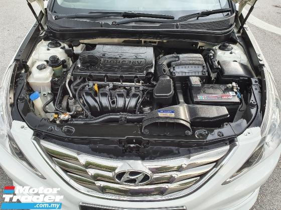 2012 HYUNDAI SONATA Full Panoramic H-Spec + Warranty