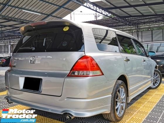 2005 HONDA ODYSSEY Honda ODYSSEY 2.4 ORI ABSOLUTE RB1 RevCAM WARRANTY