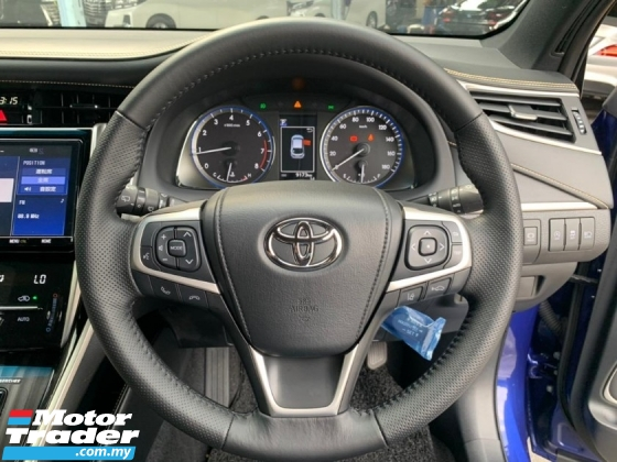 2020 TOYOTA HARRIER 2.0 ELEGANCE New Facelift UNREG 5A 9K Mil New Car