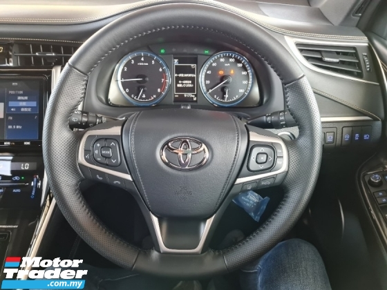2020 TOYOTA HARRIER 2.0 NON TURBO LOW MILEAGE TIP TOP CONDITION 3 YEARS GMR WARRANTY INC SST UNREG