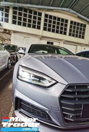 2018 AUDI A5 2.0 SPORTBACK TFSI S LINE NEW MODEL FREE GMR WARRANTY 2018 UNREG