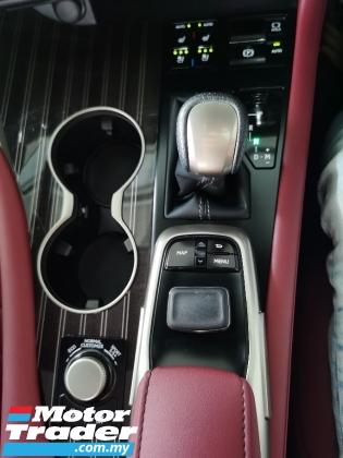 2017 LEXUS RX LEXUS RX RX200T F SPORT 3LED AIRCOND RED NAPPA LEATHER PARKING CAMERA HUD 2017 JAPAN UNREG