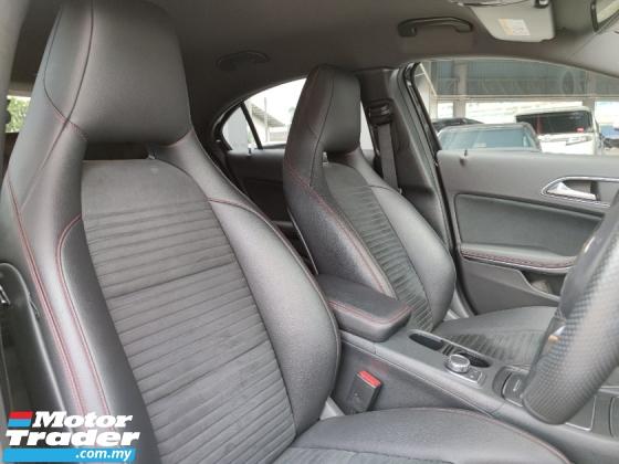 2016 MERCEDES-BENZ A-CLASS A180 AMG Facelift Japan Spec Unreg
