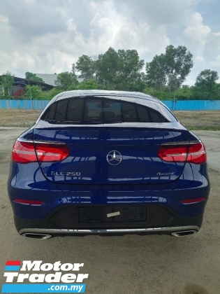 2019 MERCEDES-BENZ GLC 250 AMG COUPE