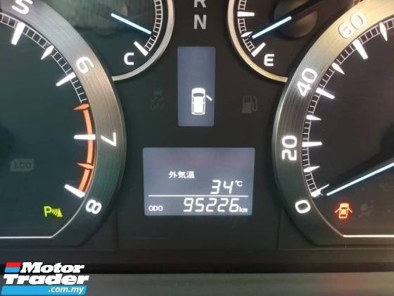 2013 TOYOTA VELLFIRE 2.4 ZG MODEL (FREE 2 YEARS CAR WARRANTY) REG 2016