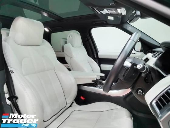 2016 LAND ROVER RANGE ROVER SPORT 3.0 SPORT 7 SEATER SUV