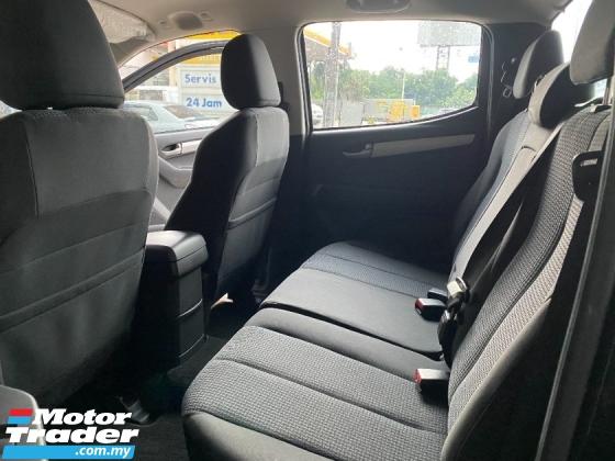 2016 ISUZU D-MAX 2.5L (A) 4X4 DOUBLE CAB Facelift Actual Year Make