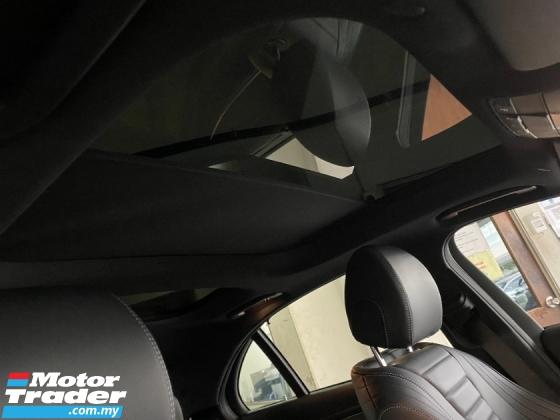 2018 MERCEDES-BENZ E-CLASS E300 AMG CKD 15K KM Full Service Actual Year Make