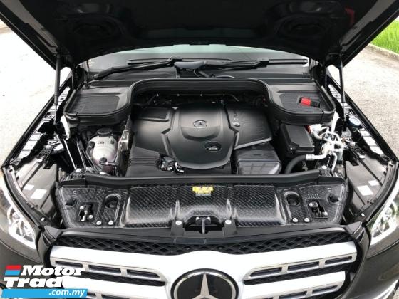 2019 MERCEDES-BENZ GLS GLS400 GLS400D 2.9 V6 DIESELTURBO BURMESTER P.ROOF