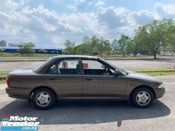 1994 PROTON WIRA 1.5 GL AT SEDAN / 1 OWNER / BEST CASH BUY CAR