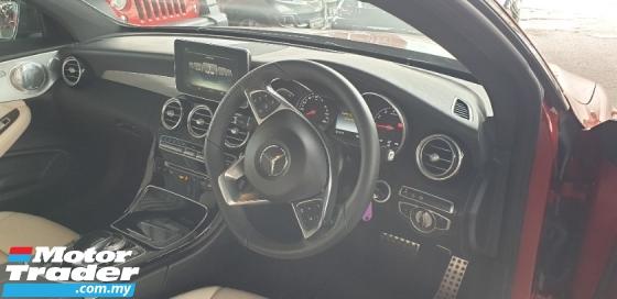 2017 MERCEDES-BENZ C-CLASS C300 AMG AVANTGARDE S NO HIDDEN COST