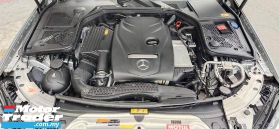 2015 MERCEDES-BENZ C-CLASS C180 CGI AMG 1.6(Free 2 Years Car Warranty)Reg2019