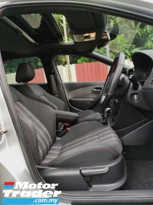 2013 VOLKSWAGEN POLO GTI 5-DOOR