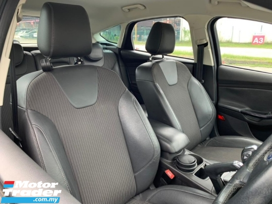 2014 FORD FOCUS 2.0 Ti-VCT SPORT (A) H/BACK TIPTOP LOW MILEAGE