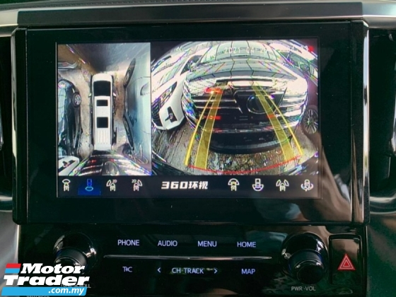 2020 TOYOTA ALPHARD 2.5 SC Facelift 3LED BSM DIM S/Roof 4Cam AppleCar